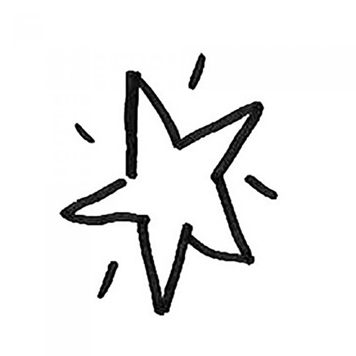 Star doodle