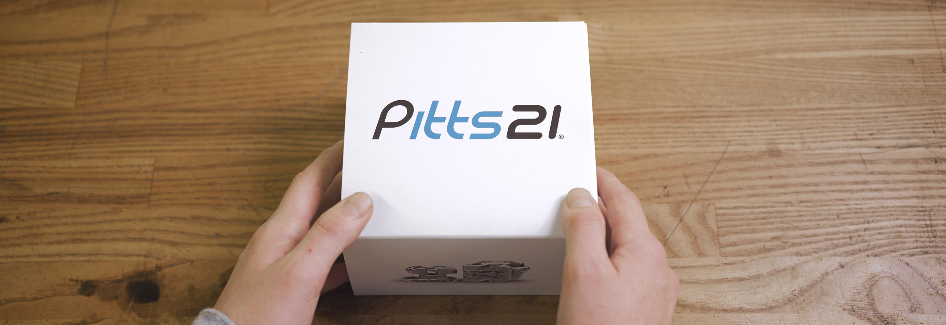 Pitts 21 Packaging