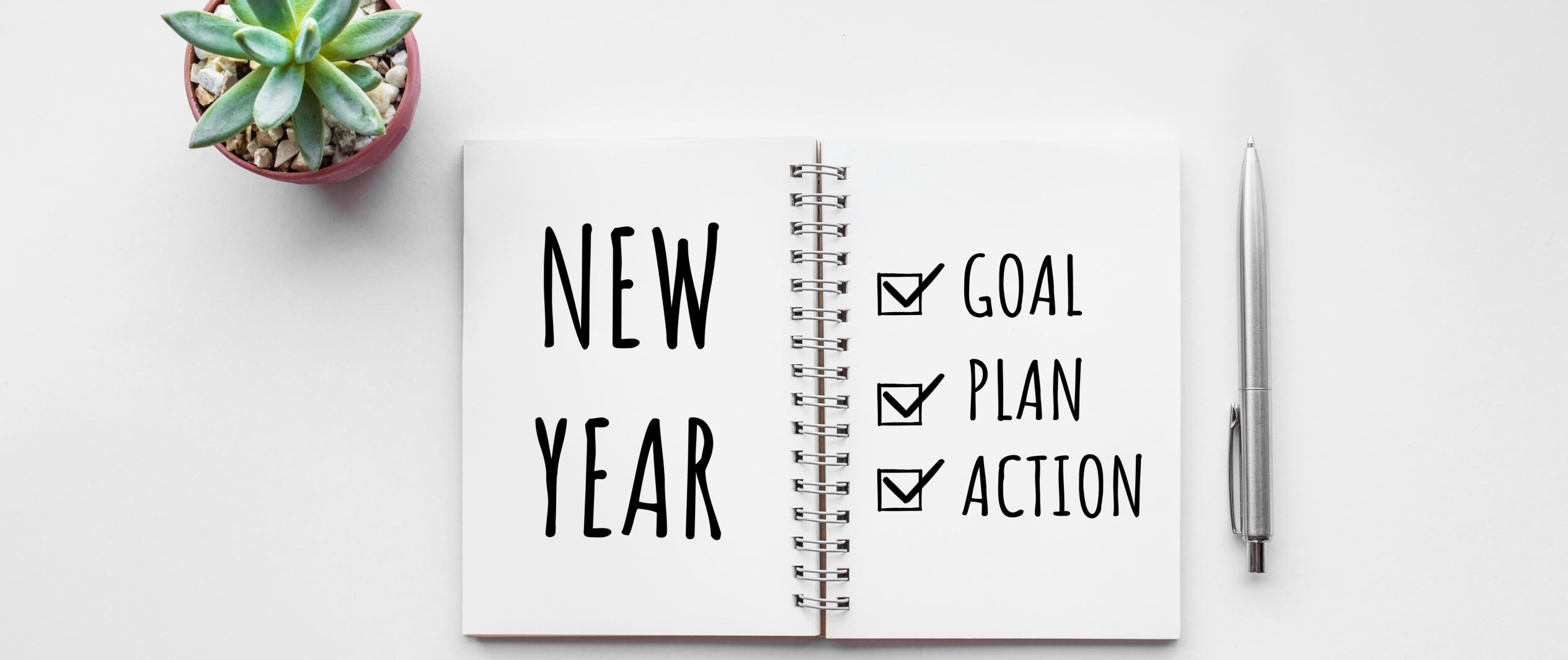 NY Resolutions Checklist